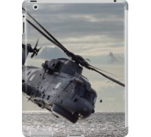 Merlin Helicopter iPad Case/Skin