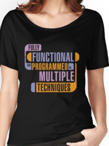 Fully Functional Women's Relaxed Fit T-Shirt