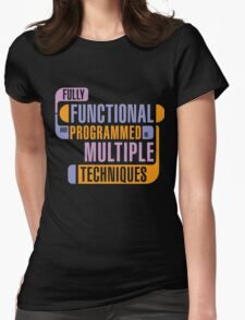 Fully Functional Womens Fitted T-Shirt