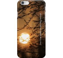 Our Lives Began... iPhone Case/Skin