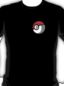 Pokeball Vector T-Shirt