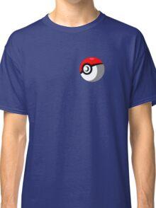 Pokeball Vector Classic T-Shirt