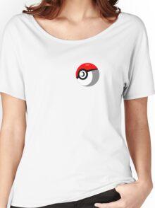Pokeball Vector Women's Relaxed Fit T-Shirt