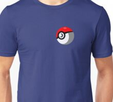 Pokeball Vector Unisex T-Shirt