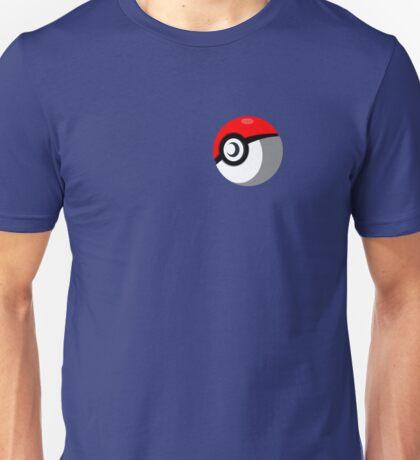 Pokeball Vector Unisex T-Shirt