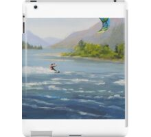 Wind and Water iPad Case/Skin