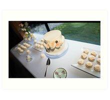 Cakes cakes cakes Art Print