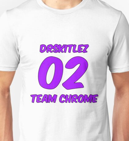 DrSkitlez- Team Chrome Guild RotMG Unisex T-Shirt