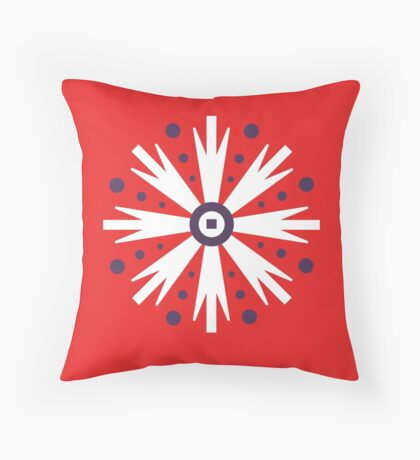 Scandi Wendy Throw Pillow