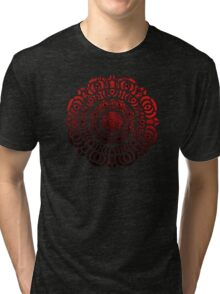 The Red Lotus Insignia Tri-blend T-Shirt
