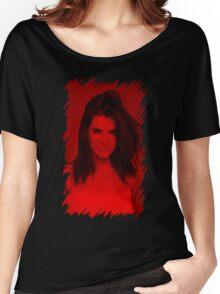 Sandra Bullock - Celebrity Women's Relaxed Fit T-Shirt