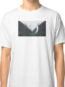 Trees n Fog Classic T-Shirt