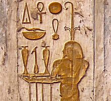 Hieroglyphics by Huw Williams