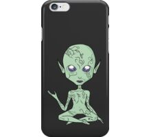 Beastly Spooky Space Baby iPhone Case/Skin