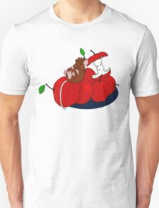 Napping on Apples T-Shirt