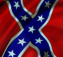 Rebel Flag 2  by Mikeb10462