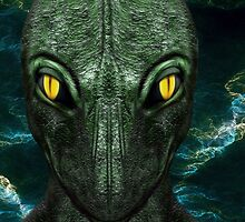 Reptilian by saleire