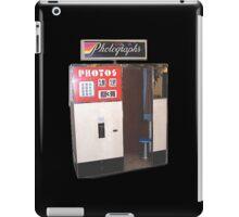Vintage Colour Photobooth iPad Case/Skin