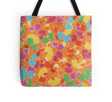 Spotty background Tote Bag