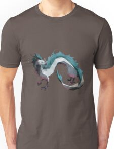 Haku (Dragon) - Spirited Away Unisex T-Shirt