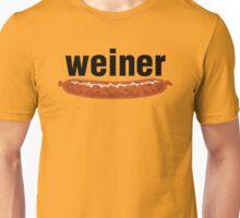 weiner (w. sausage) Unisex T-Shirt