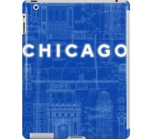 Chicago Icons iPad Case/Skin