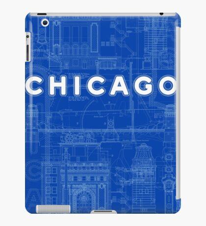 Chicago Icons iPad Case/Skin