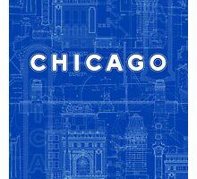 Chicago Icons Photographic Print