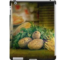 To Samosa Be iPad Case/Skin