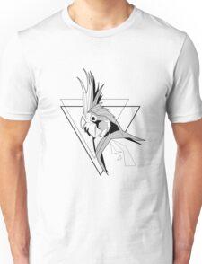 Thin Cockatiel Unisex T-Shirt