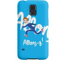 Allons-y! (full colour) Samsung Galaxy Case/Skin