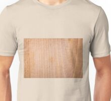 Scratched wooden chopping board Unisex T-Shirt