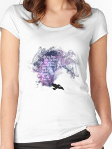 Firefly theme (The Ballad of Serenity) Women's Fitted Scoop T-Shirt