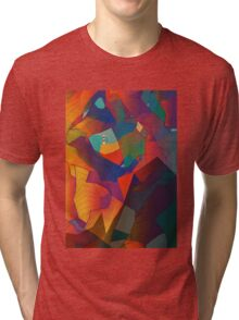 The Rocks by the Lighthouse Tri-blend T-Shirt