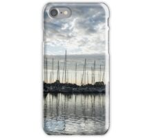 Silvery Grays and Blues -  iPhone Case/Skin