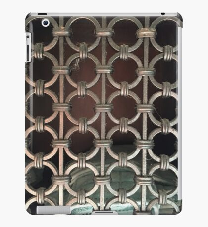 Cool pattern phone case chain link iPad Case/Skin