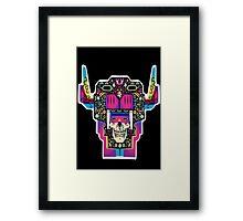 VOLTRON Framed Print