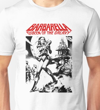 BARBARELLA-ROGER VADIM- Unisex T-Shirt