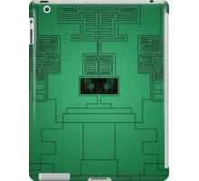 Digital Matrix Color iPad Case/Skin