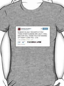 Lil B 'The BasedGod' Tweet T-Shirt