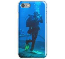 Standing on the Wreck iPhone Case/Skin