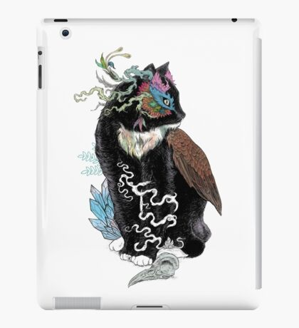 Black Magic iPad Case/Skin