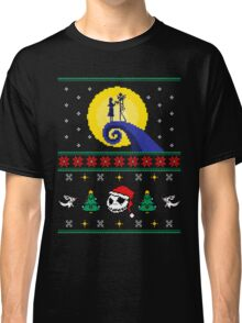 Spooky Christmas Classic T-Shirt