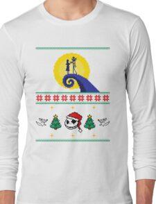 Spooky Christmas Long Sleeve T-Shirt