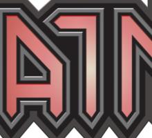 Saint Logo - Metal Sticker