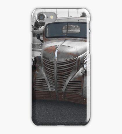 Classic Rust  iPhone Case/Skin