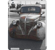 Classic Rust  iPad Case/Skin