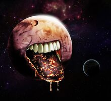 Cannibal Planet by ToriPoole