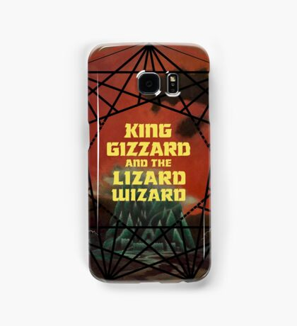 King Gizzard and the Lizard Wizard  Samsung Galaxy Case/Skin