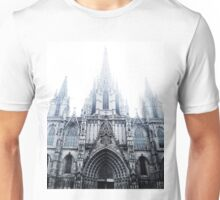 Barcelona Cathedral Unisex T-Shirt